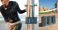NYNE Aqua, el altavoz portátil que podrás meter en la piscina