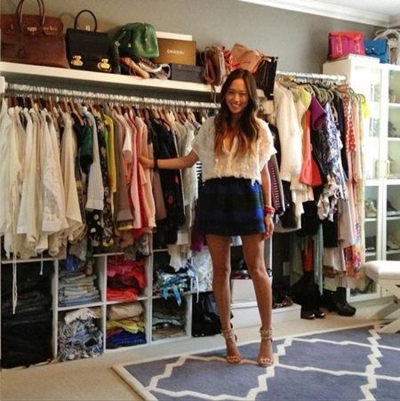 Guerra de armarios, ¿qué blogger tiene el closet más alucinante de los últimos tiempos?