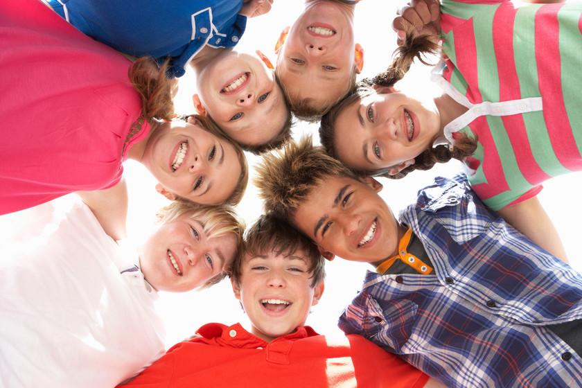 Nuestros adolescentes - Couverture