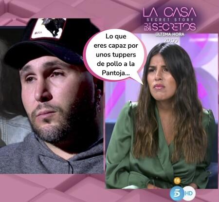 Isa Pantoja explota contra Kiko Rivera en 'El Programa de Ana Rosa': el ultimátum más definitivo a su hermano