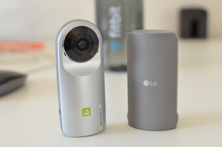 Lg Cam 360 Completo