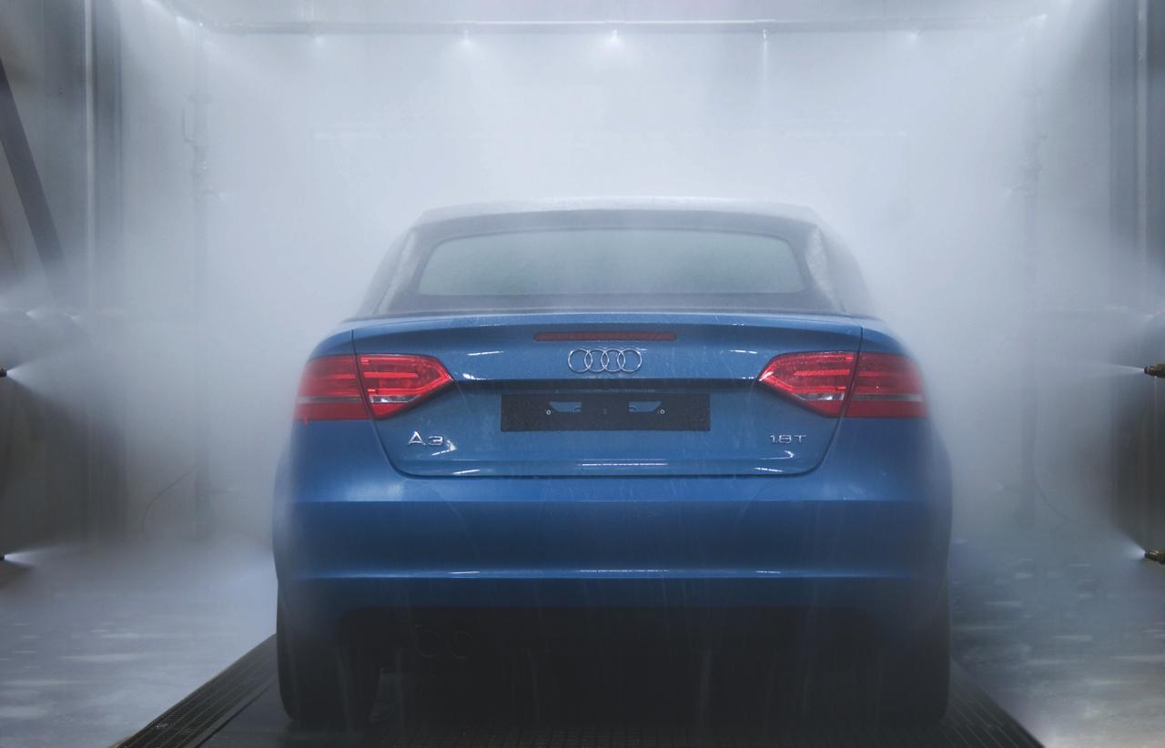 Foto de Audi A3 Cabrio (32/48)