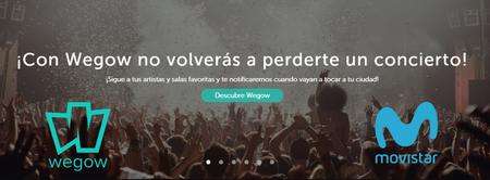 Movistar y Wegow llegan a un acuerdo para cargar en la factura telefónica la compra de entradas a conciertos