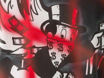 Philipp Plein colabora con el artista del grafiti Alec en una colección cápsula para amantes del arte urbano