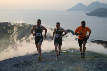 Volcano Trail: Skyrunning por los volcanes de Sicilia