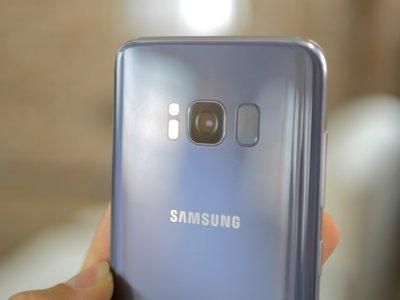 Así es la seguridad del Samsung Galaxy S8: huellas, iris, rostro y más