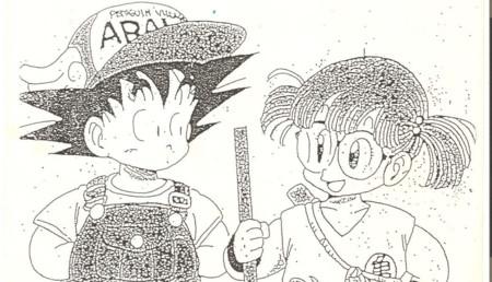 Goku Arale