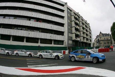 Doblete de Chevrolet en un fin de semana loco de WTCC
