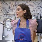 Tamara Falcó luce el perfecto look de invitada horas antes de estrenar su nuevo programa de cocina