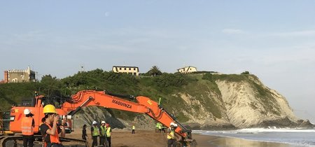Comienza el tendido de Marea, el cable submarino de mayor capacidad que unirá Sopela (Vizcaya) y Virginia