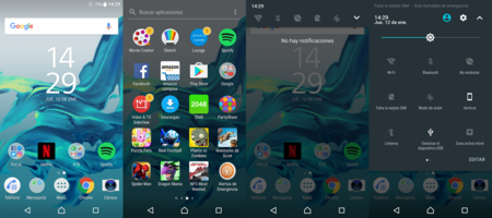 Sony Xperia Xz Software