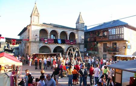 Mercado Medieval De Puebla De Sanabria 2