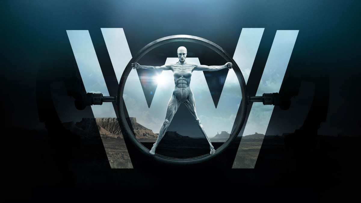 Westworld - Magazine cover