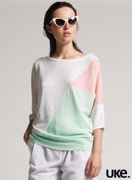 Descubriendo nuevas marcas: Uke colección primavera-Verano 2012