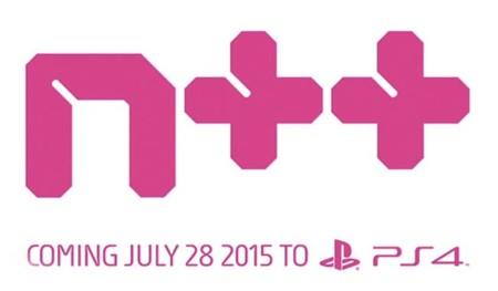 N++ llegará a finales de julio para PS4