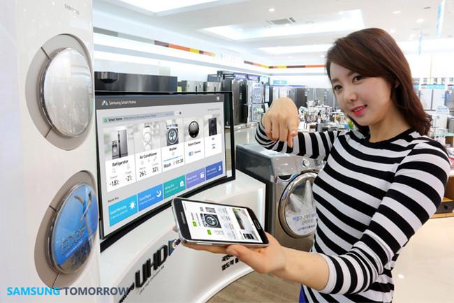 Samsung inicia su conquista de la casa conectada: Smart Home ya está disponible