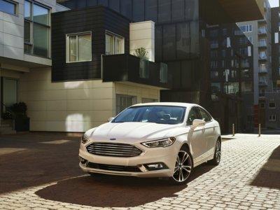 Ford Fusion 2017: Precios, versiones y equipamiento en México