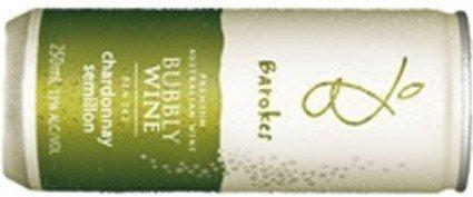 La bodega australiana Barokes comercializa vino en lata