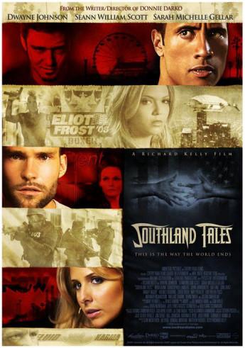 Póster definitivo de 'Southland Tales' de Richard Kelly