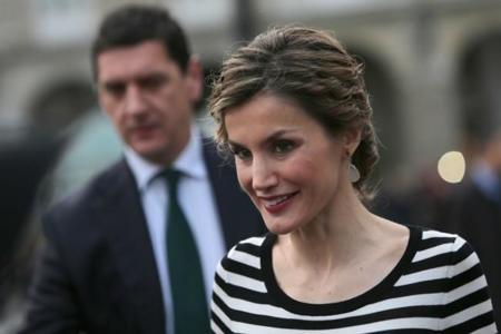 La reina Letizia por fin ha conseguido el estilo moderno y elegante que tanto nos gusta