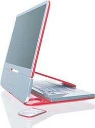 Portátil Toshiba que se transforma