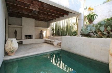 En venta espectactular mansión de estilo marroquí en California