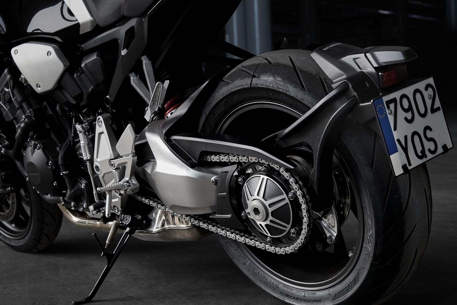 Foto de Honda CB1000R 2018 (17/52)