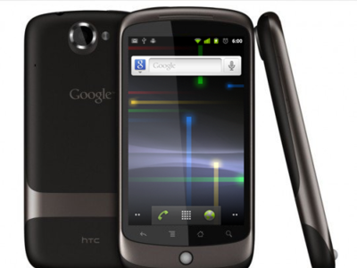 Nexus One recibe Android 2.3.6