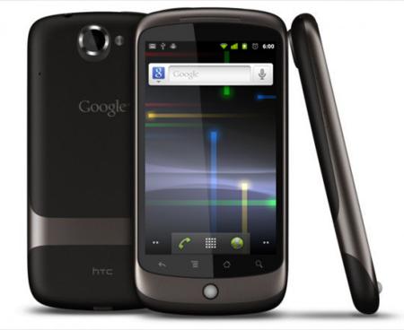 Nexus One recibe Android 2.3.6
