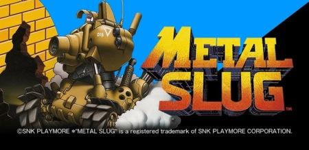 SNK Playmore lanza el primer Metal Slug para Android