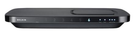 Belkin FlyWire, con tecnología WHDI