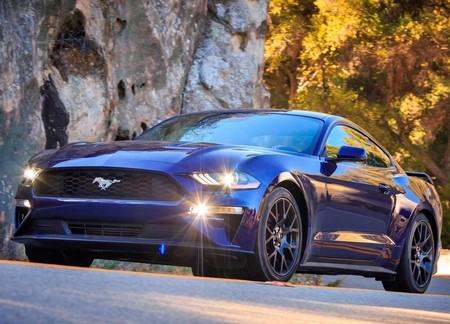 Ford Mustang Gt 2018 1280 06