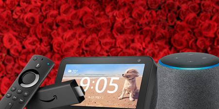 Prepárate para San Valentín con las ofertas de Amazon: rebajas en Fire TV Stick y altavoces inteligentes Echo