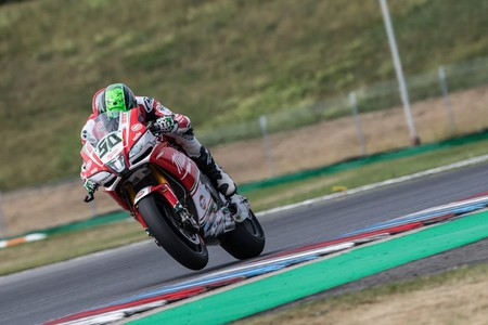 Eugene Laverty Wsbk Republica Checa 2018