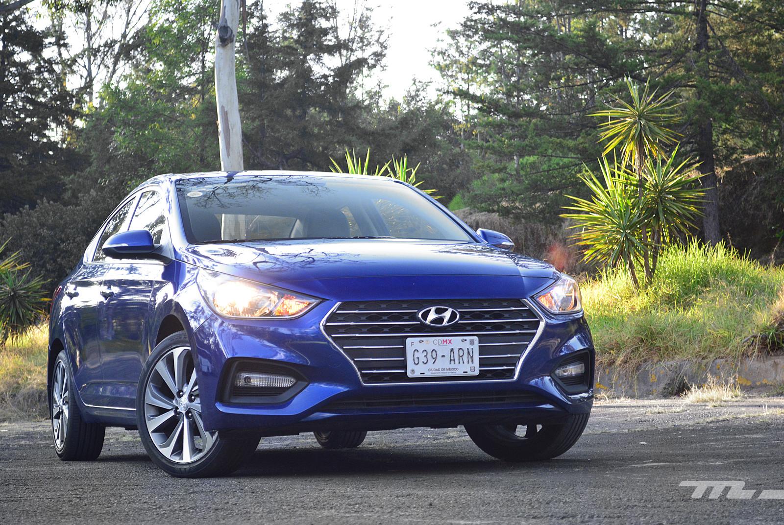Foto de Hyundai Accent (prueba) (3/19)