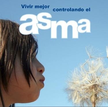 """""""Vivir mejor controlando el asma"""": guía para pacientes asmáticos"""