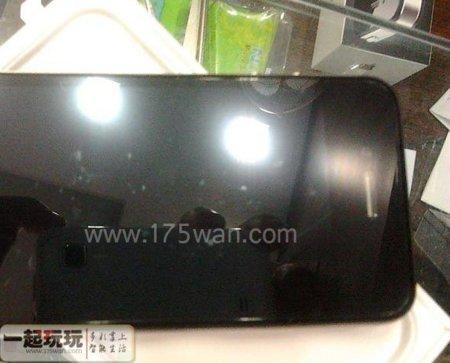 iPhone 5 con cámara 3D