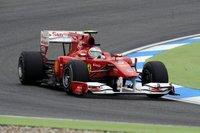 Fernando Alonso el más rápido en Hockenheim