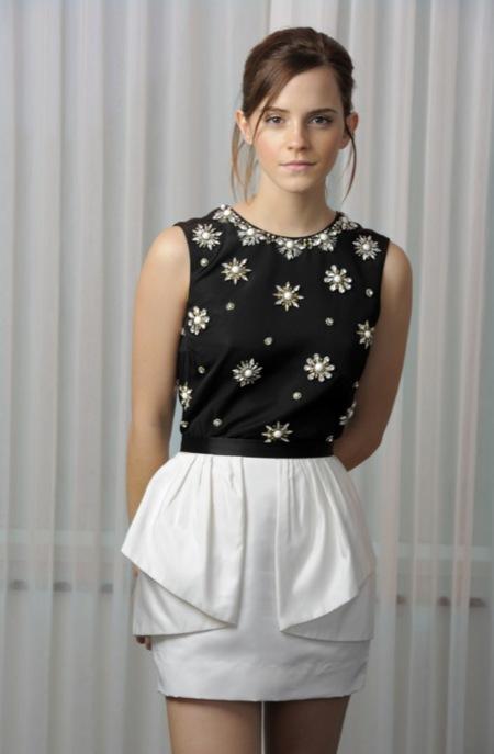 Los looks de Emma Watson en el Festival de Cine de Toronto