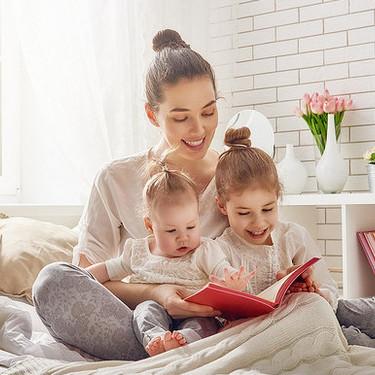 15 cuentos infantiles que nos ayudarán a explicar el amor a nuestros hijos