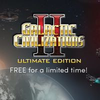 Galactic Civilizations II: Ultimate Edition gratis por tiempo muy limitado en Humble Bundle