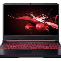 Acer Nitro 5 NH.Q5AEB.02D, un portátil gaming de gama media a precio de locura en Amazon: sólo 599,99 euros