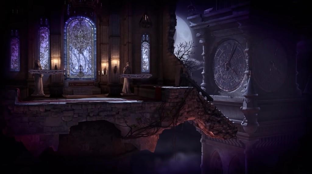 Super Smash Bros Ultimate Castillo Dracula
