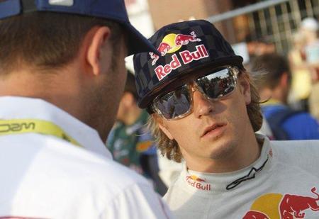 Red Bull puede dar por terminado su contrato con Kimi Raikkonen