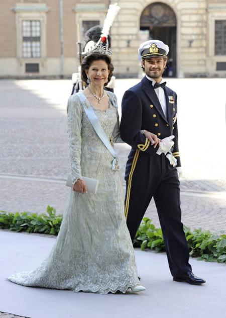 Reina Suecia Boda Magdalena