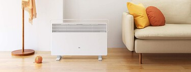 No pases frío con este potente calefactor eléctrico de Xiaomi que puedes controlar con el móvil, de oferta en Amazon a 79 euros