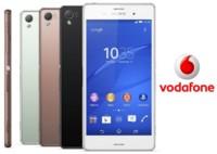 Precios Sony Xperia Z3 con Vodafone y comparativa con Orange, Yoigo y Amena