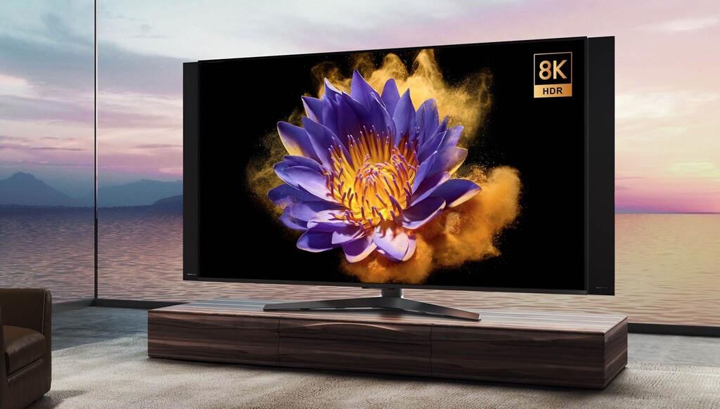 Xiaomi Mi TV Master Extreme: el 1º televisor 8K de Xiaomi viene con un gigantesco cuadro mini-LED de 82