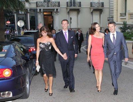 Boda Real en Mónaco: Looks de los invitados de Casas Reales Europeas