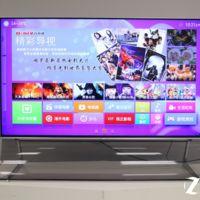 Sharp desvela su nuevo televisor con resolución 8K, otro monstruo de la imagen